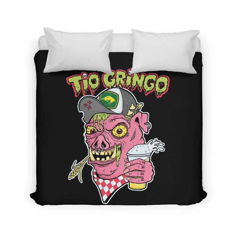 Tio Gringo Home Duvet by $TEF BRO$