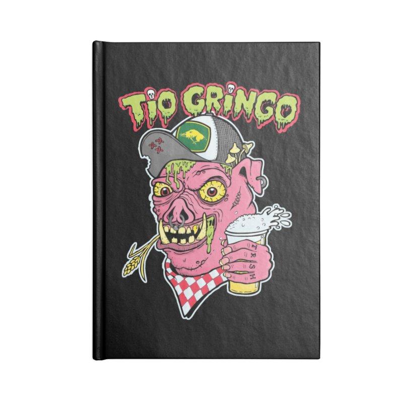 Tio Gringo Accessories Notebook by $TEF BRO$