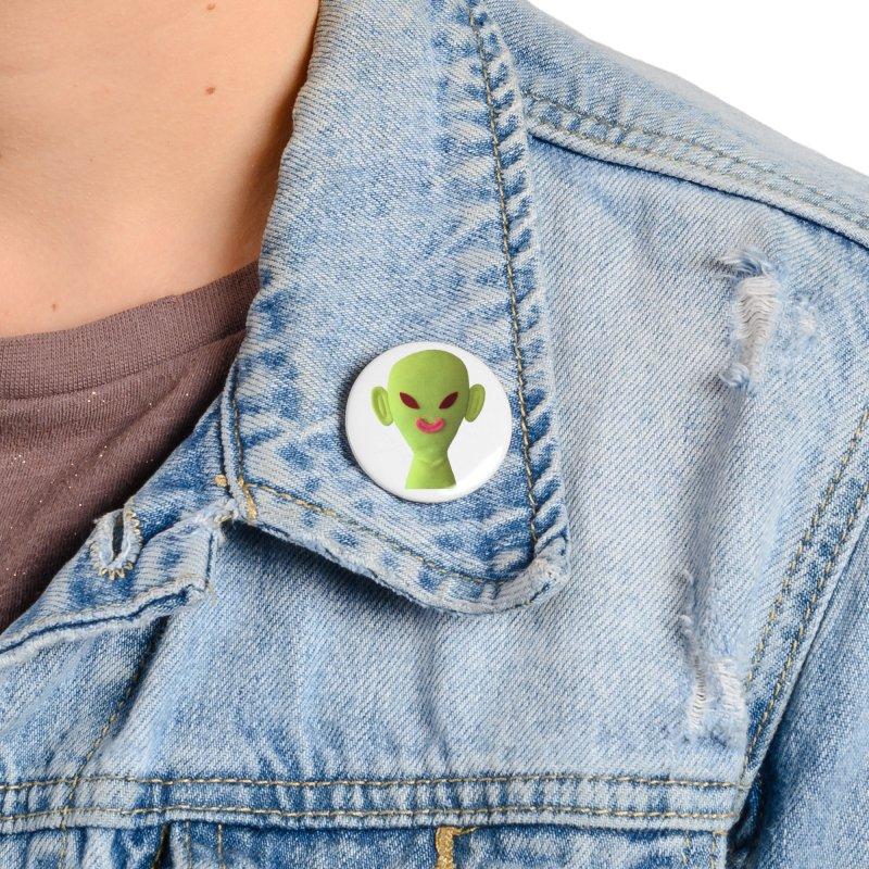 Sweet Boy Accessories Button by Steff Bomb's Artist Shop