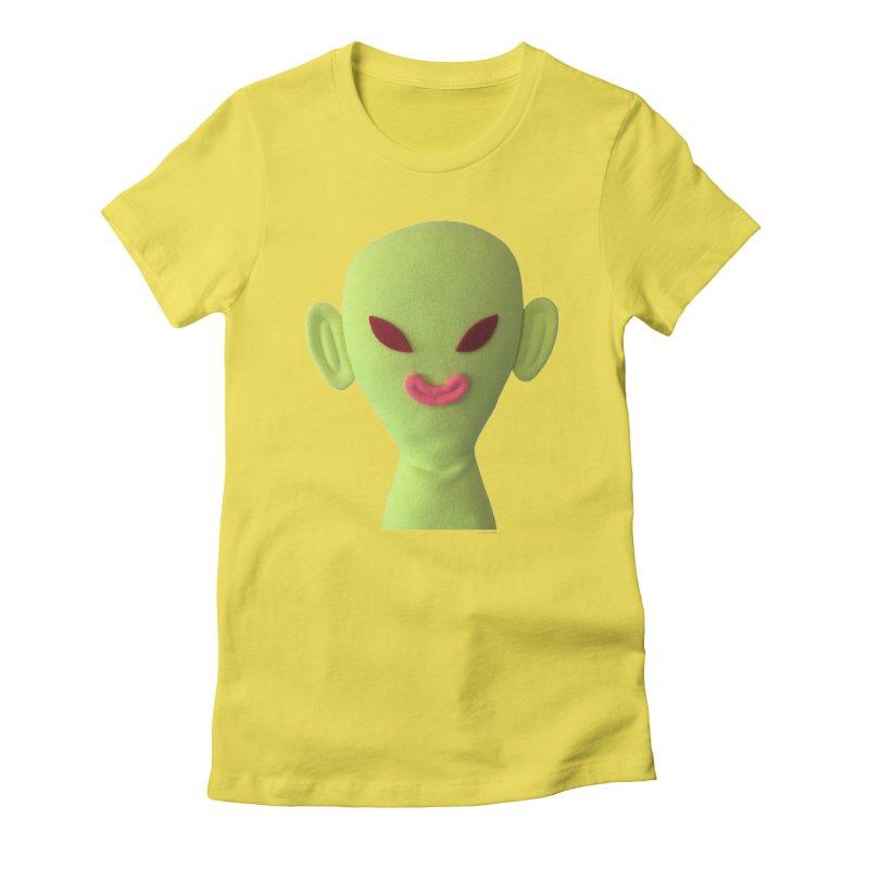 Sweet Boy Women's T-Shirt by Steff Bomb's Artist Shop