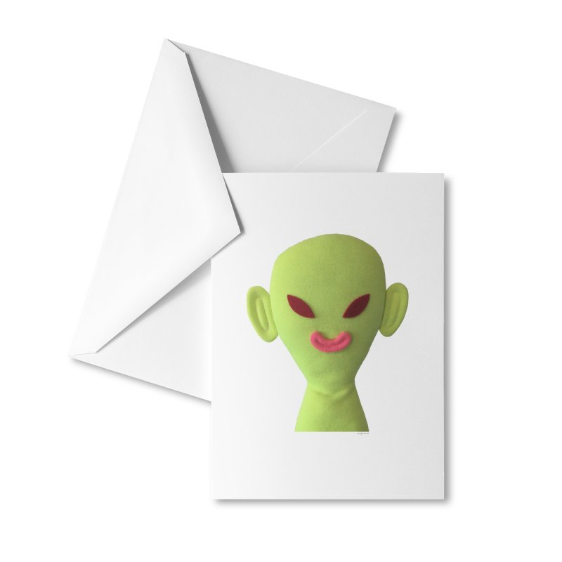 Sweet Boy Accessories Greeting Card by Steff Bomb's Artist Shop