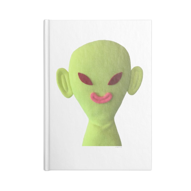 Sweet Boy Accessories Notebook by Steff Bomb's Artist Shop