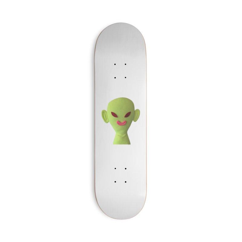 Sweet Boy Accessories Skateboard by Steff Bomb's Artist Shop