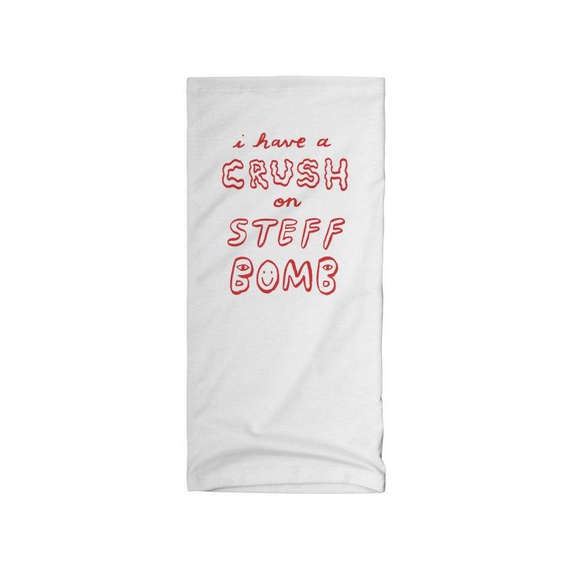 Crush Accessories Neck Gaiter by Steff Bomb's Artist Shop