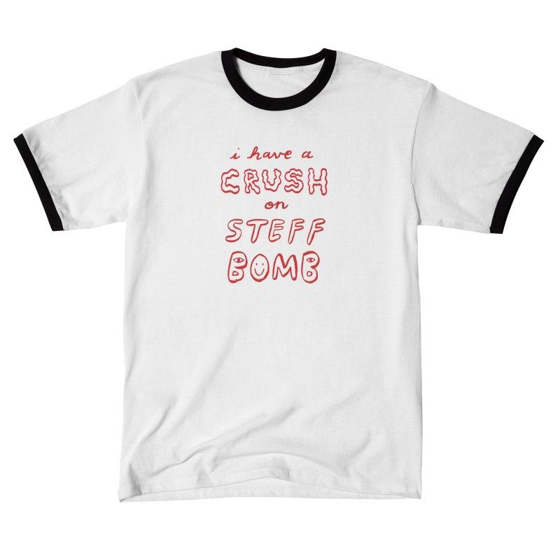Crush Men's T-Shirt by Steff Bomb's Artist Shop