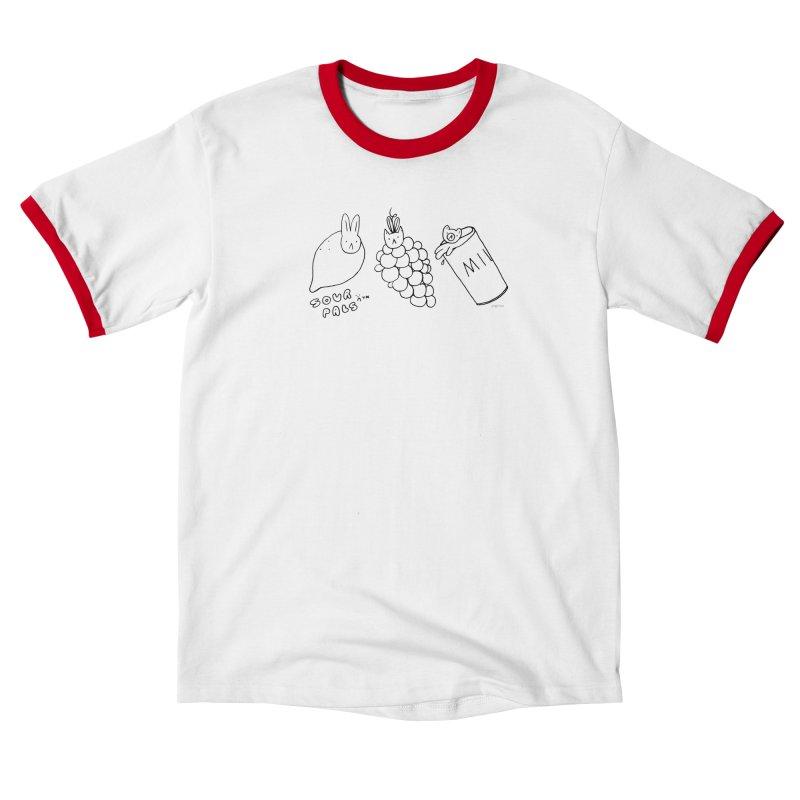 Sour Pals Men's T-Shirt by Steff Bomb's Artist Shop