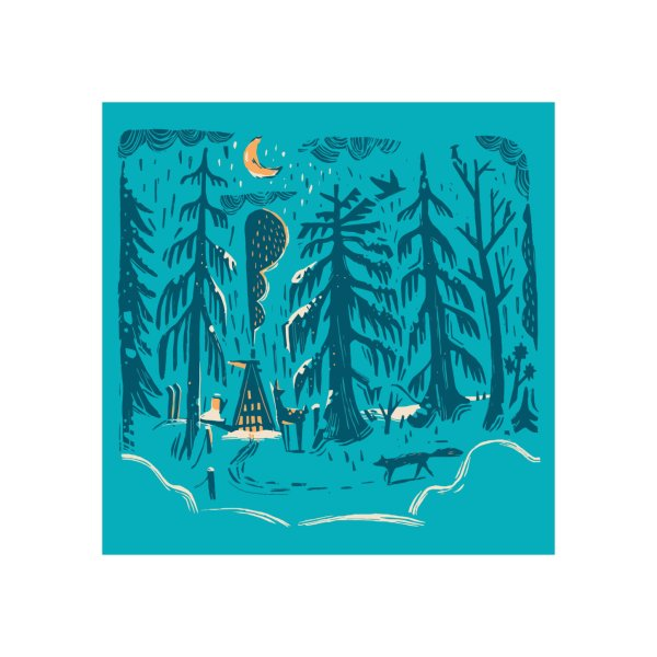 image for Cabin at Night