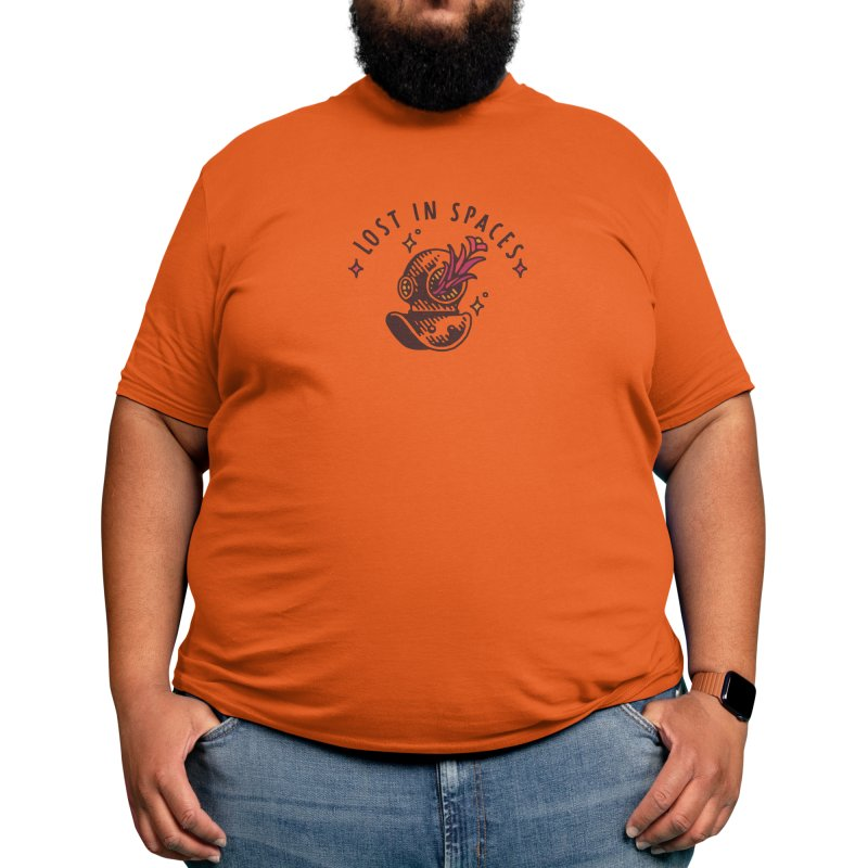 Lost In Spaces Men's T-Shirt by Stef Stuff Artist Shop