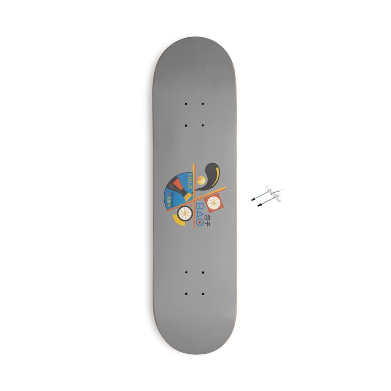 BaoHaus Accessories With Hanging Hardware Skateboard by Steger