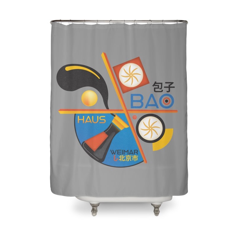 BaoHaus Home Shower Curtain by Steger