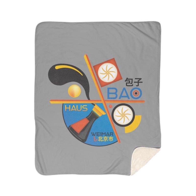 BaoHaus Home Sherpa Blanket Blanket by Steger