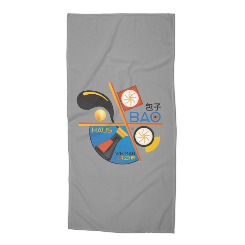 BaoHaus Accessories Beach Towel by Steger