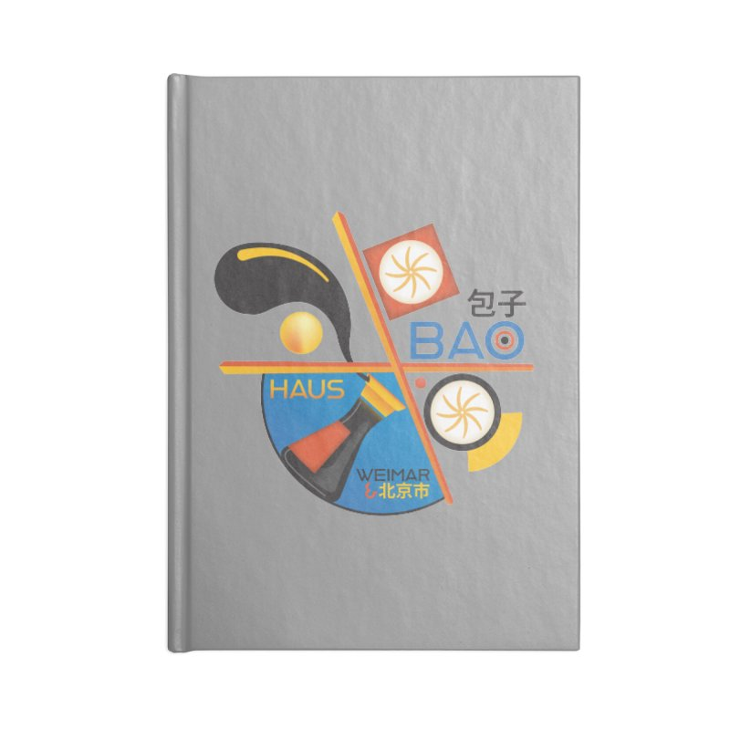 BaoHaus Accessories Blank Journal Notebook by Steger