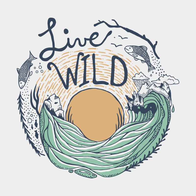 Live Wild Accessories Skateboard by Steger
