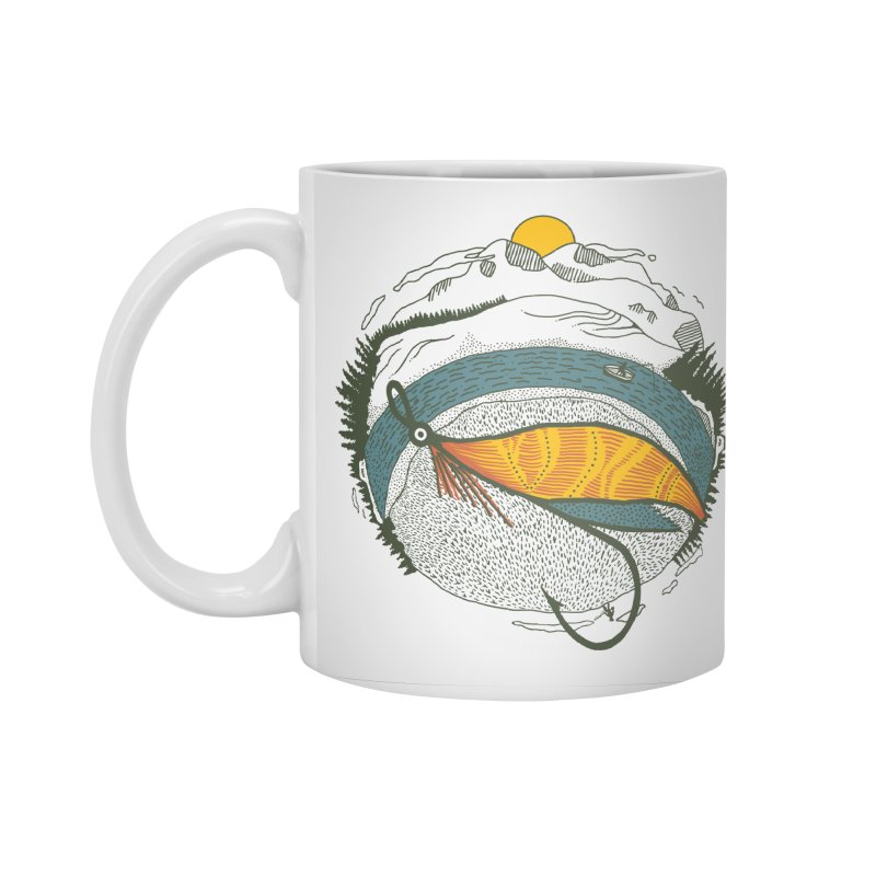 Fly Orb Accessories Mug by Steger