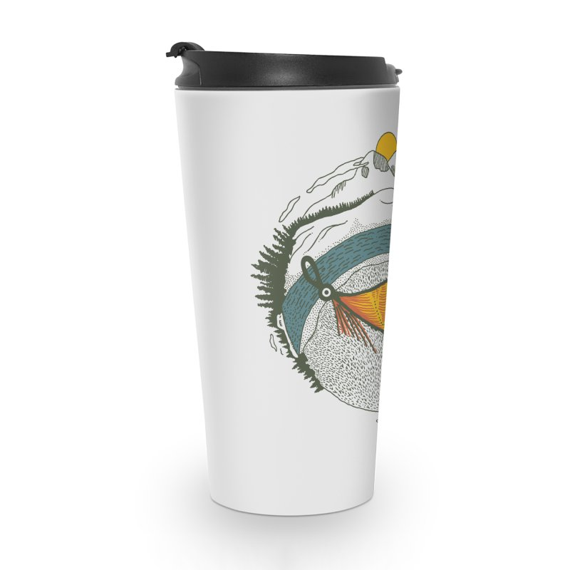 Fly Orb Accessories Travel Mug by Steger