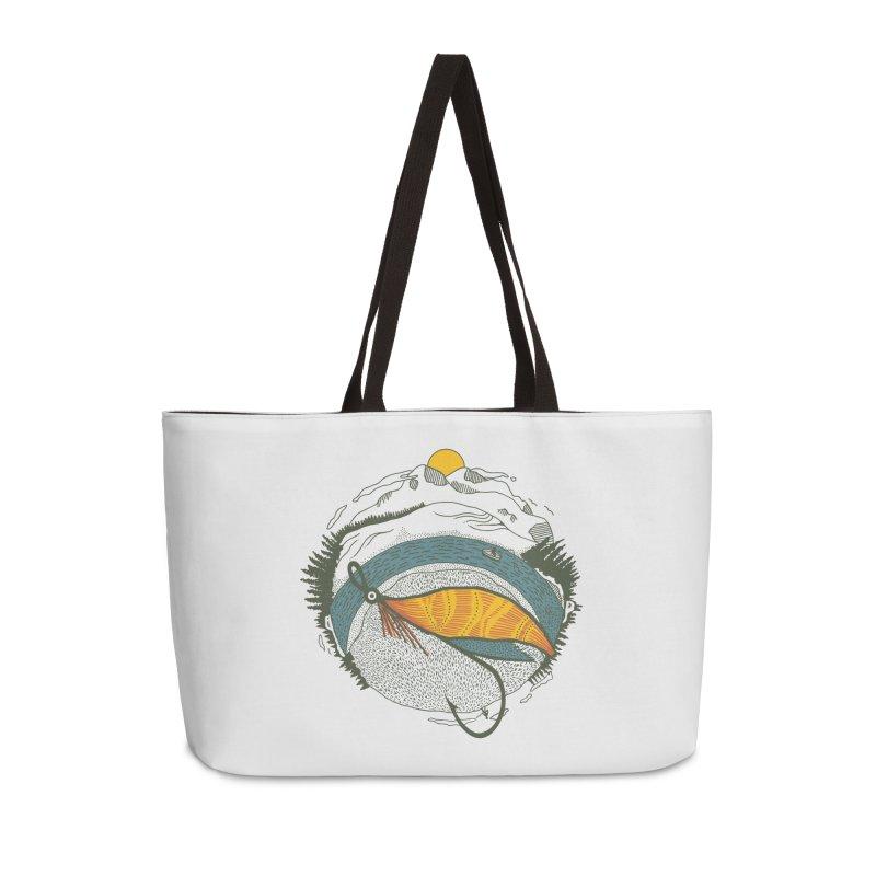 Fly Orb Accessories Weekender Bag Bag by Steger