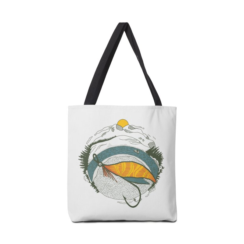 Fly Orb Accessories Tote Bag Bag by Steger