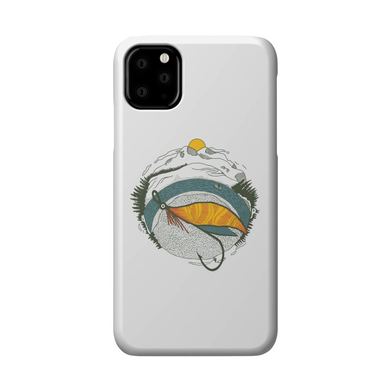 Fly Orb Accessories Phone Case by Steger