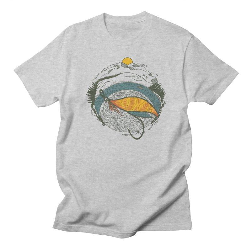 Fly Orb Women's Regular Unisex T-Shirt by Steger