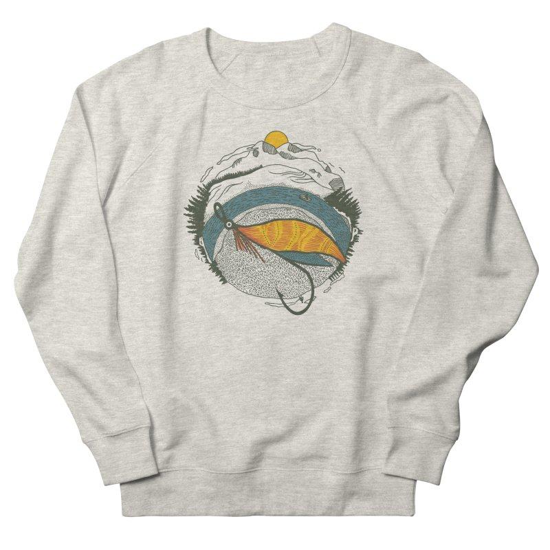 Fly Orb Men's Sweatshirt by Steger