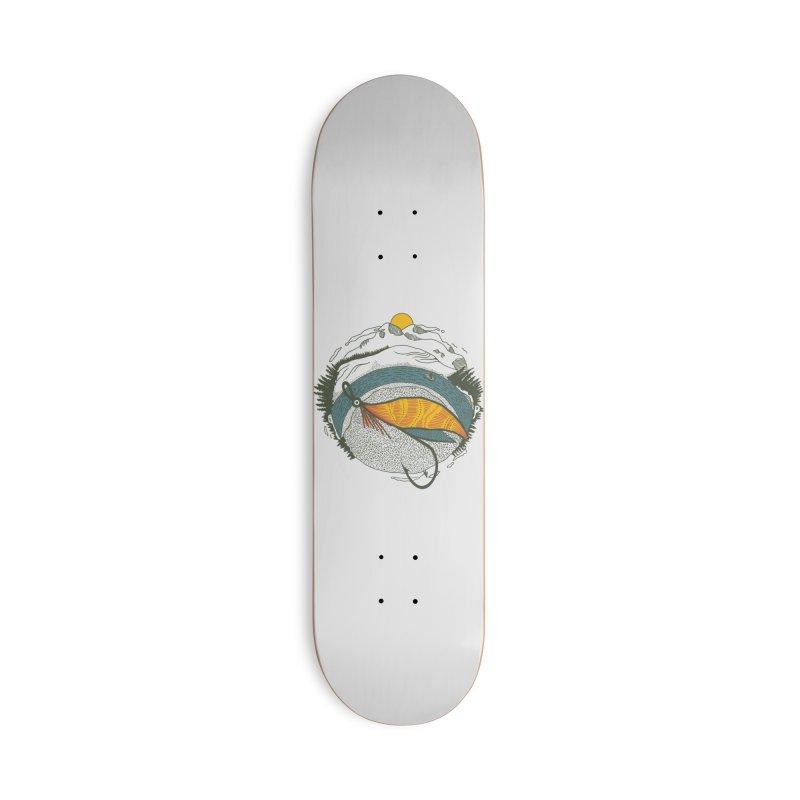Fly Orb Accessories Skateboard by Steger