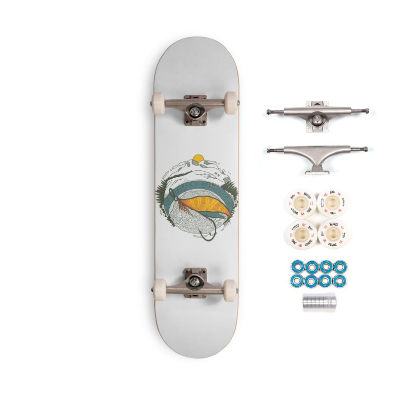 Fly Orb Accessories Complete - Premium Skateboard by Steger