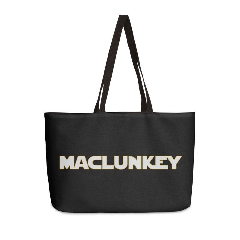 Maclunkey Accessories Weekender Bag Bag by Steger