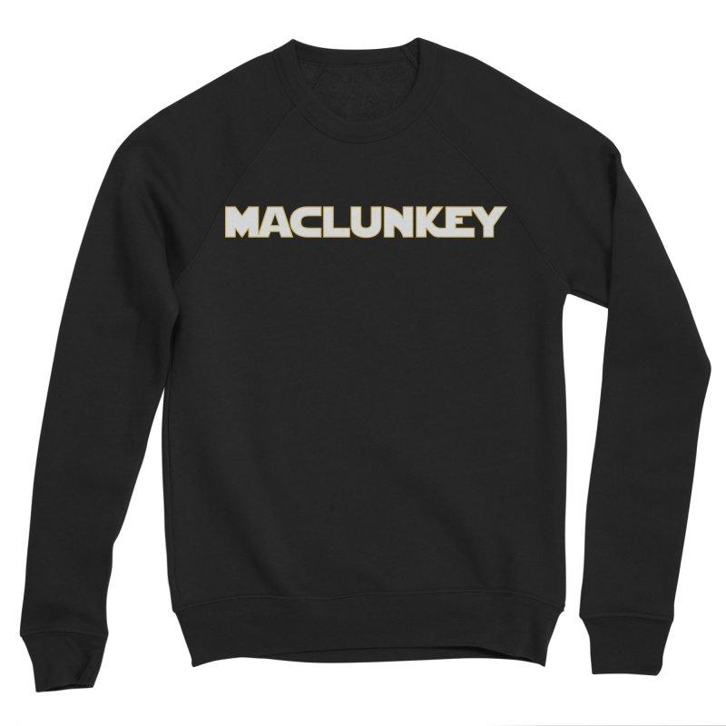 Maclunkey Men's Sponge Fleece Sweatshirt by Steger