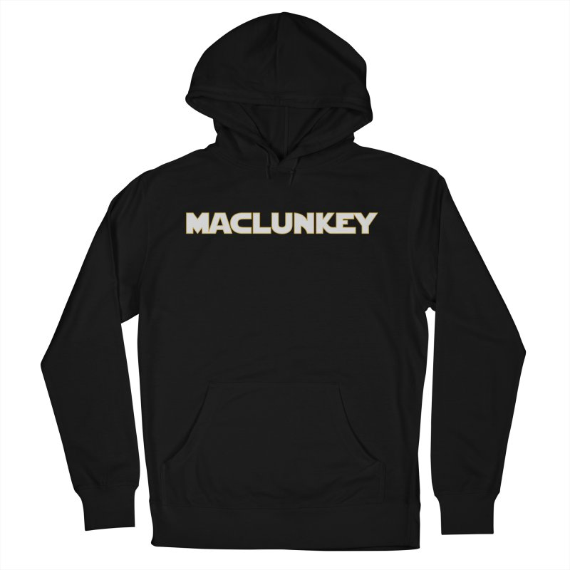 Maclunkey Women's French Terry Pullover Hoody by Steger