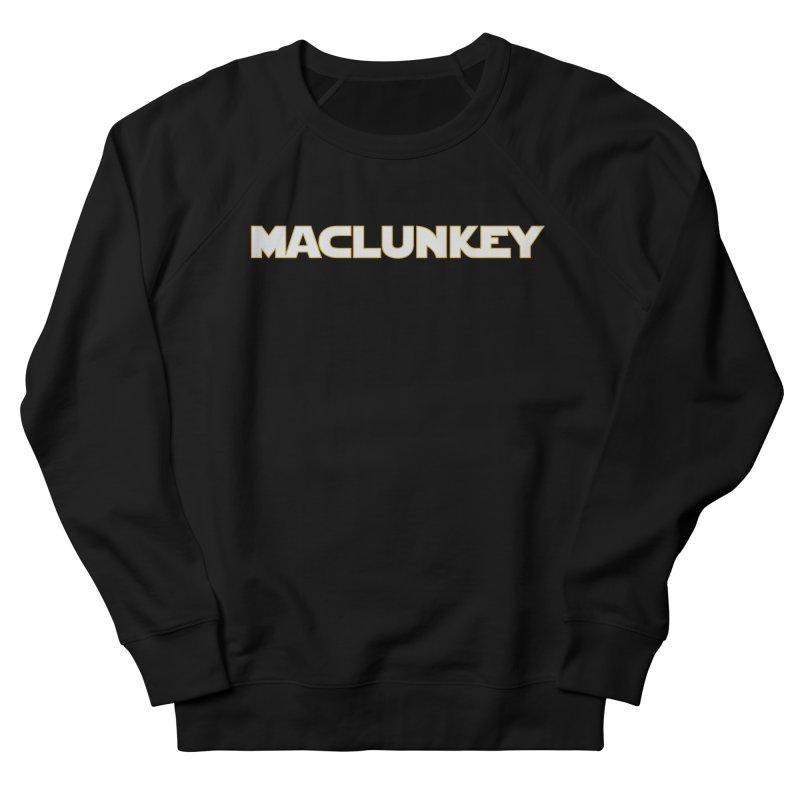 Maclunkey Men's French Terry Sweatshirt by Steger