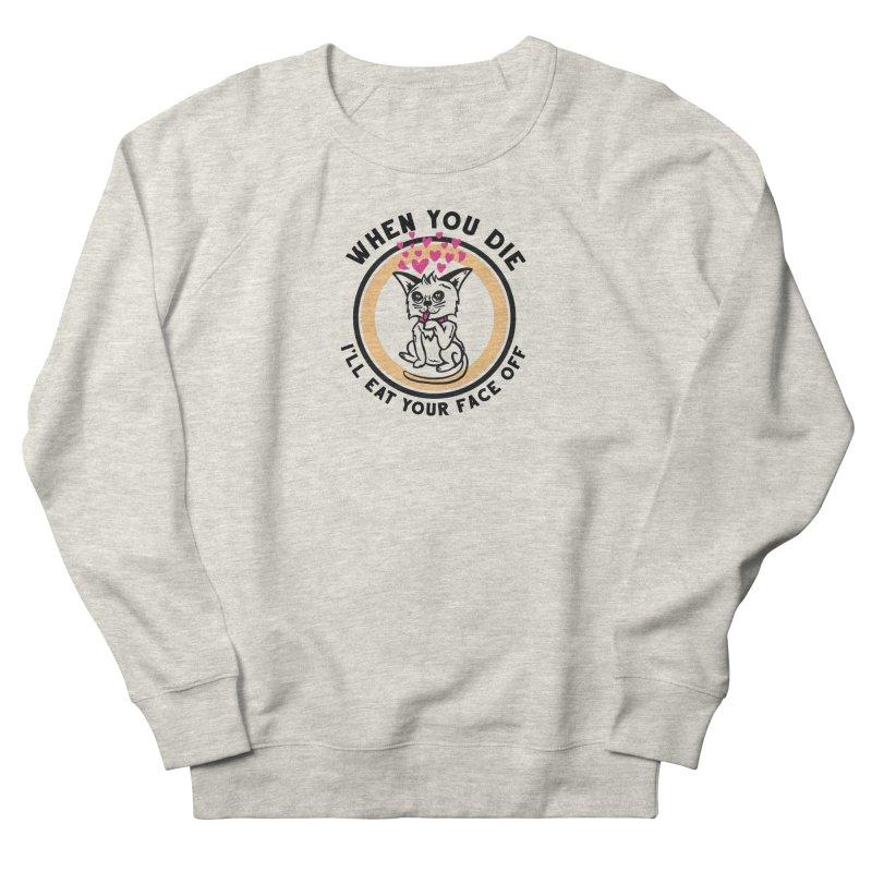 True Love Women's French Terry Sweatshirt by Steger