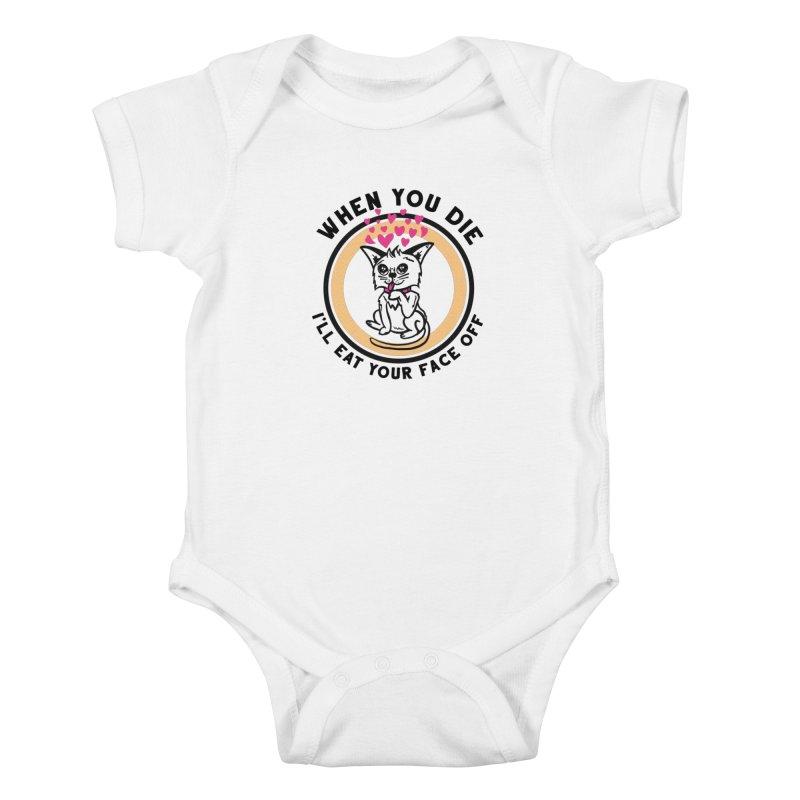 True Love Kids Baby Bodysuit by Steger