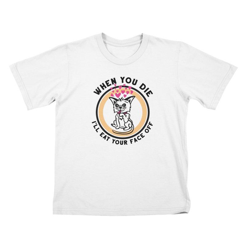True Love Kids T-Shirt by Steger