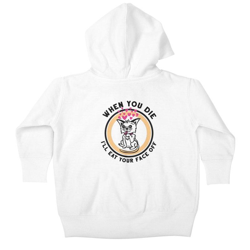 True Love Kids Baby Zip-Up Hoody by Steger