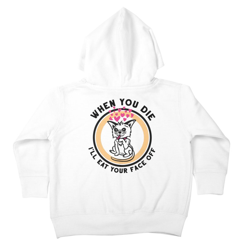 True Love Kids Toddler Zip-Up Hoody by Steger
