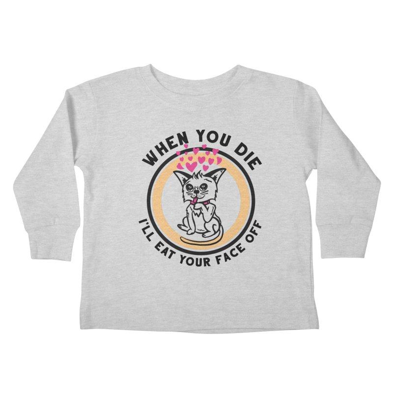 True Love Kids Toddler Longsleeve T-Shirt by Steger