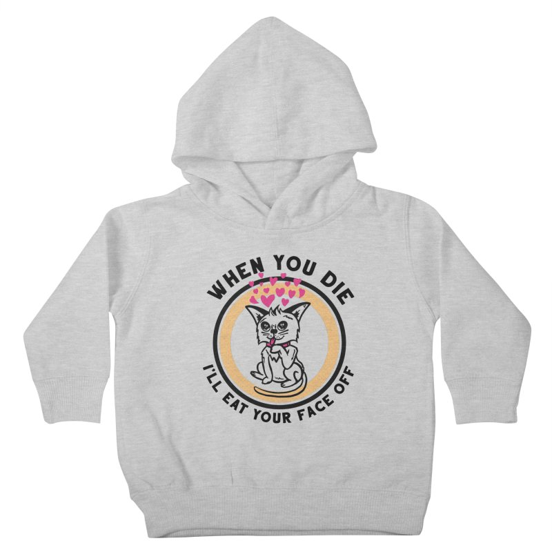 True Love Kids Toddler Pullover Hoody by Steger