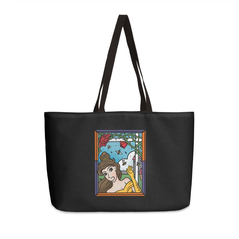 and the Bees Accessories Weekender Bag Bag by Steger