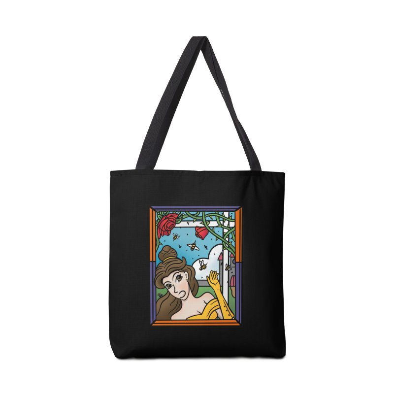and the Bees Accessories Tote Bag Bag by Steger