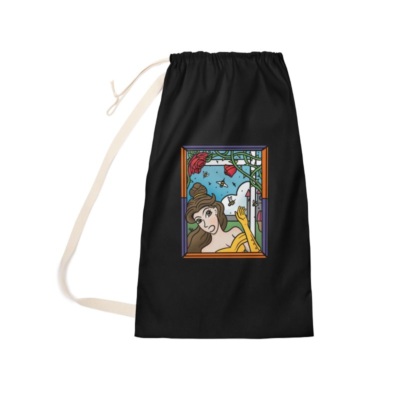 and the Bees Accessories Laundry Bag Bag by Steger