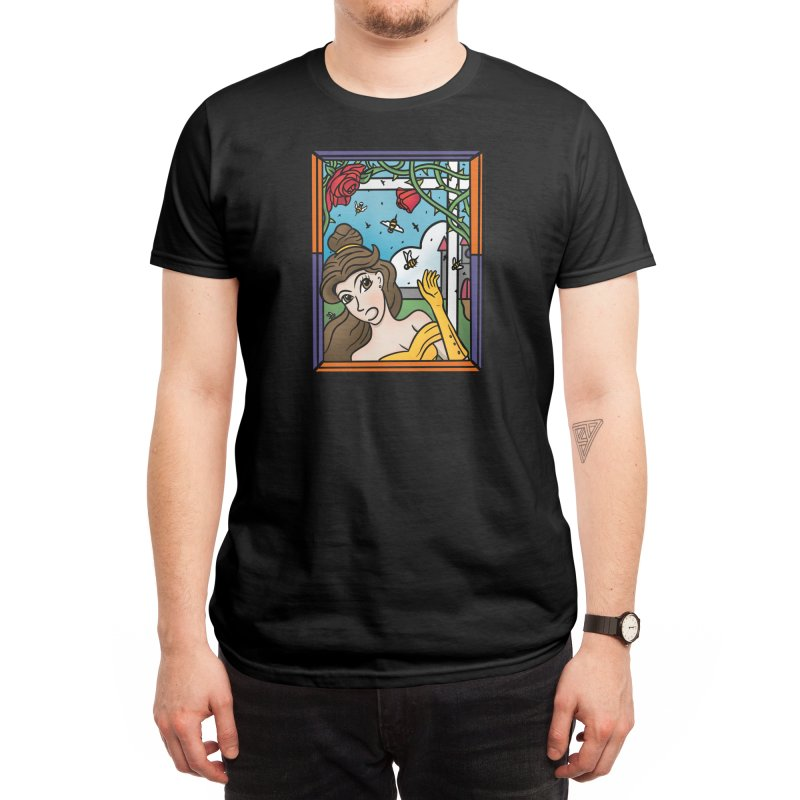 and the Bees Men's T-Shirt by Steger