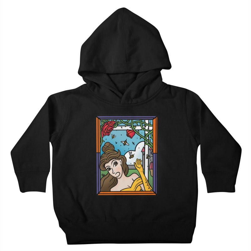 and the Bees Kids Toddler Pullover Hoody by Steger