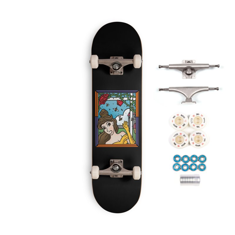 and the Bees Accessories Complete - Premium Skateboard by Steger