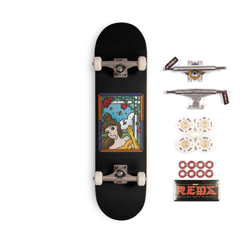 and the Bees Accessories Complete - Pro Skateboard by Steger