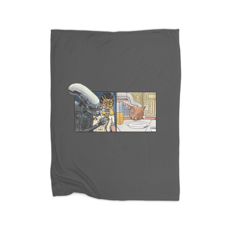 Jonesy's Retort Home Blanket by Steger
