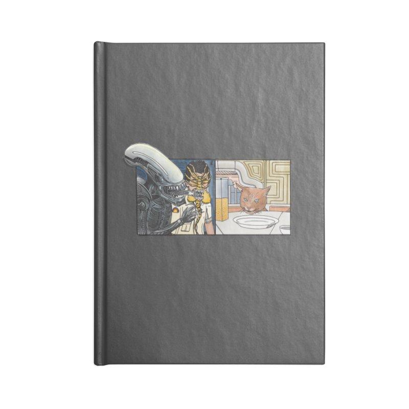 Jonesy's Retort Accessories Notebook by Steger