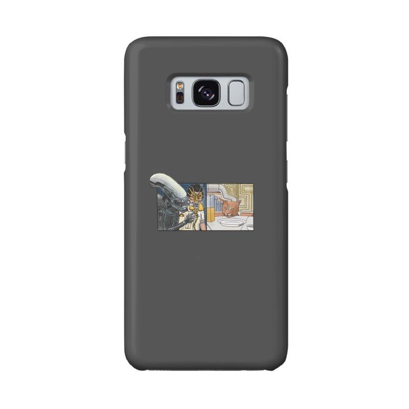 Jonesy's Retort Accessories Phone Case by Steger