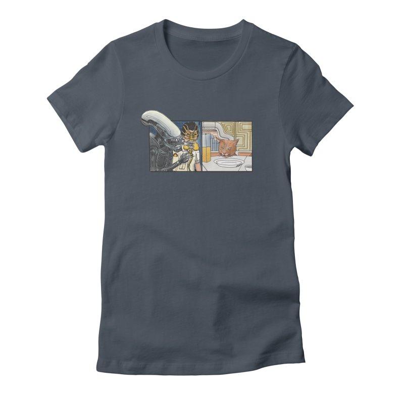 Jonesy's Retort Women's T-Shirt by Steger