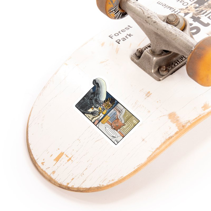 Jonesy's Retort Accessories Sticker by Steger